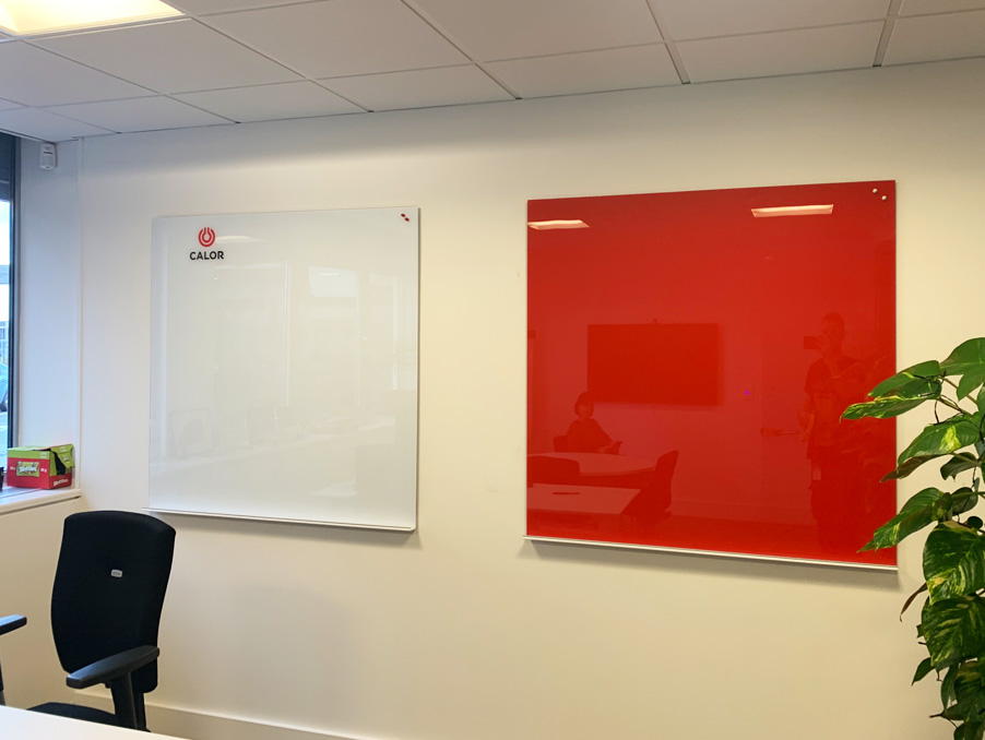 Windeco Window Film Solutions Calor - Magicboard - Magnetic Glass Whiteboards